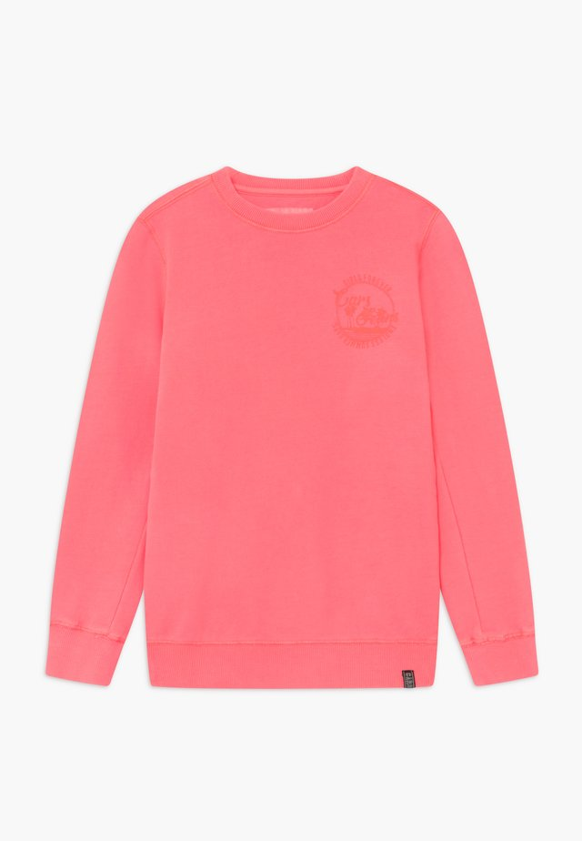 KIDS CALDY - Sweater - neon pink