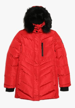 KIDS JOHANNA - Winter coat - red