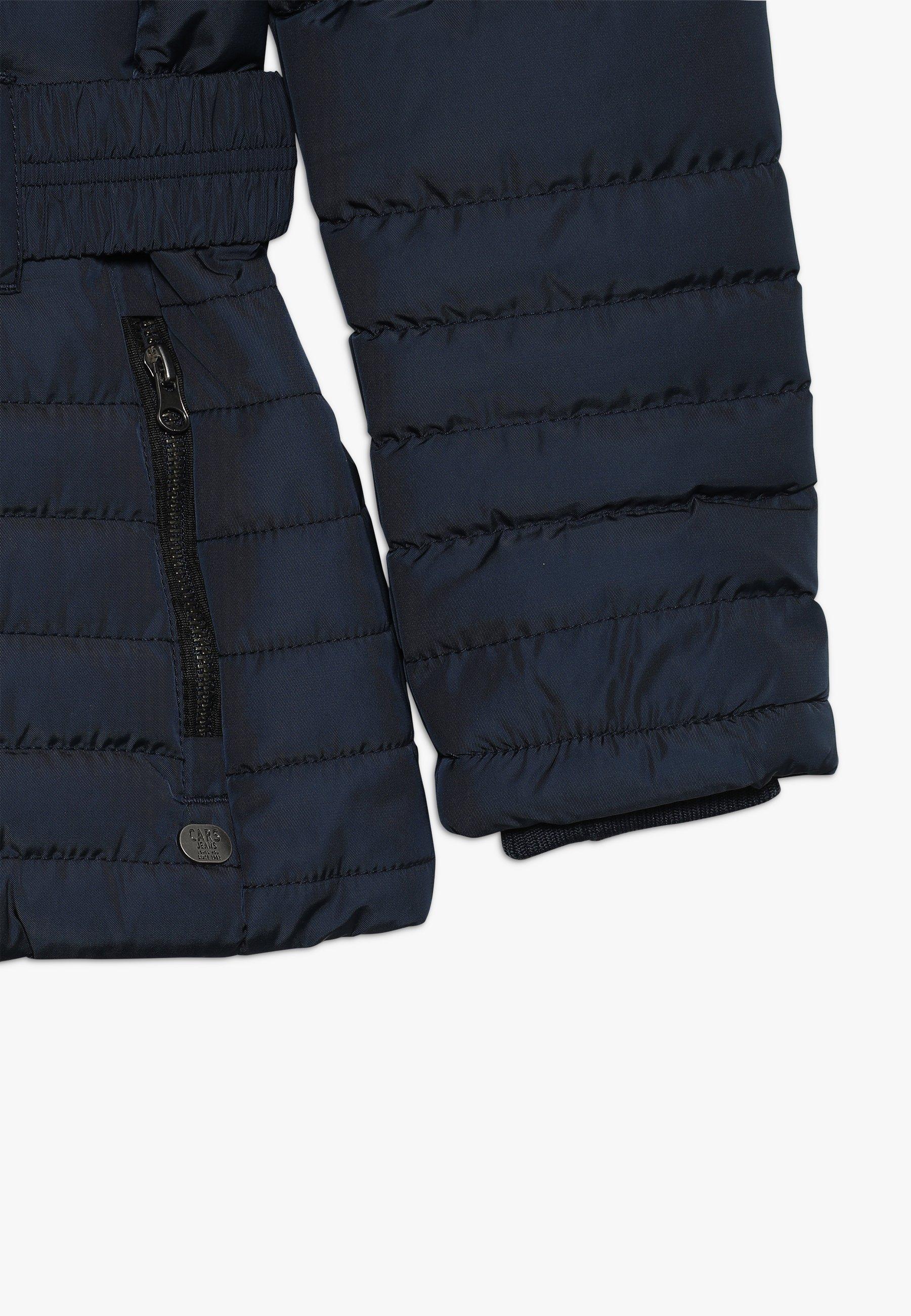 Cars Jeans KIDS MINKA Vinterjacka black Zalando.se