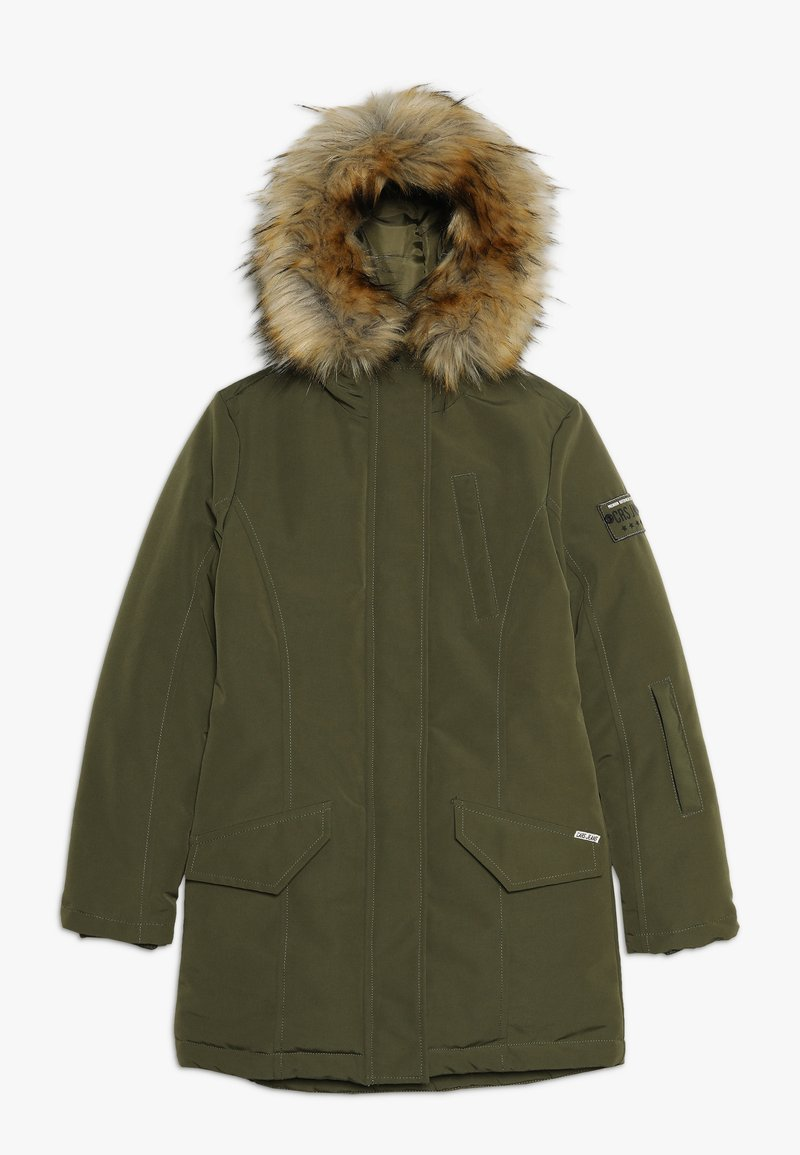 Cars Jeans - KIDS SEQUOIA - Winter coat - army