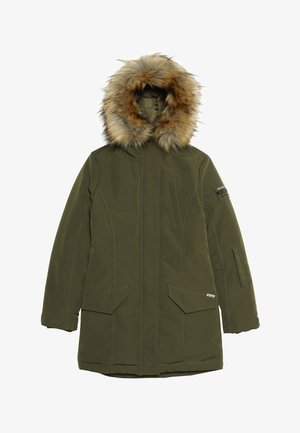 KIDS SEQUOIA - Winter coat - army