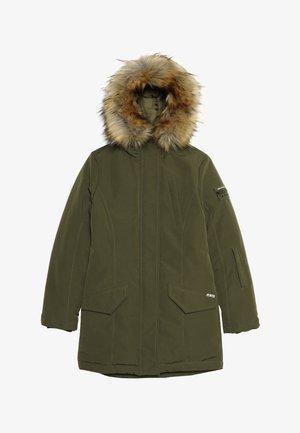 KIDS SEQUOIA - Zimní kabát - army