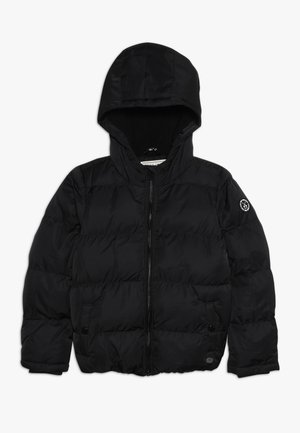 KIDS NICOLET - Winter jacket - black