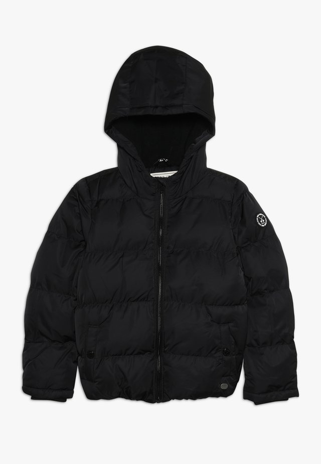 KIDS NICOLET - Winter jacket - black