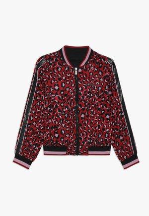 CALYNN - Bomber Jacket - red