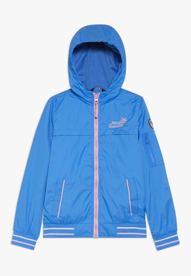 TESS - Summer jacket - kobalt