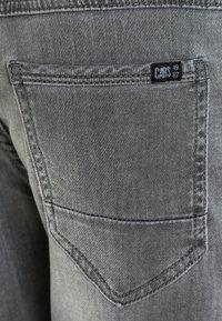 Cars Jeans - KIDS PRINZE  - Straight leg jeans - greyused - 3