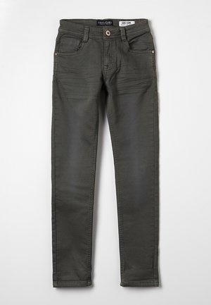 KIDS PRINZE  - Straight leg jeans - dark army