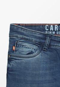 Cars Jeans - KIDS PATCON - Slim fit jeans - dark used - 4