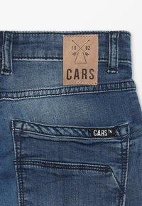 Cars Jeans - KIDS PATCON - Slim fit jeans - dark used - 2