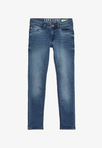 Cars Jeans - KIDS PATCON - Slim fit jeans - dark used - 3