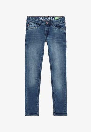 PATCON - Slim fit jeans - dark used