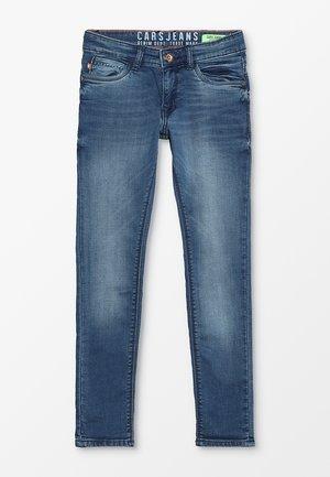 KIDS PATCON - Jeans Slim Fit - dark used