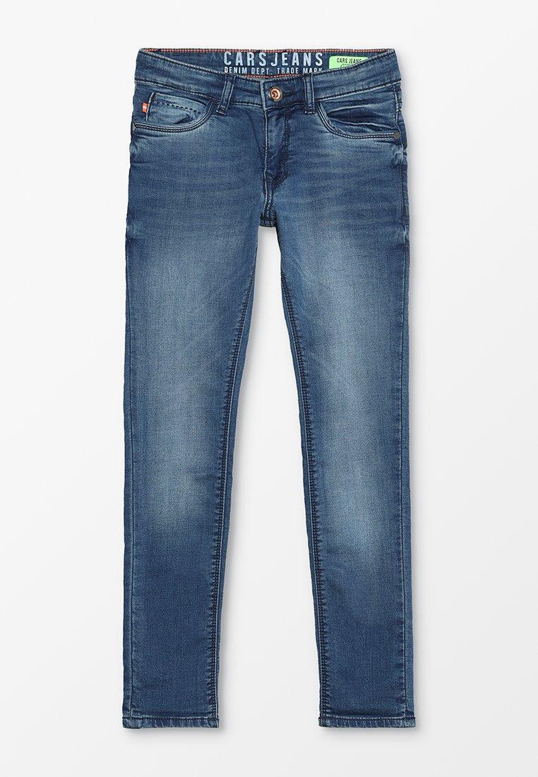 Cars Jeans - KIDS PATCON - Slim fit jeans - dark used