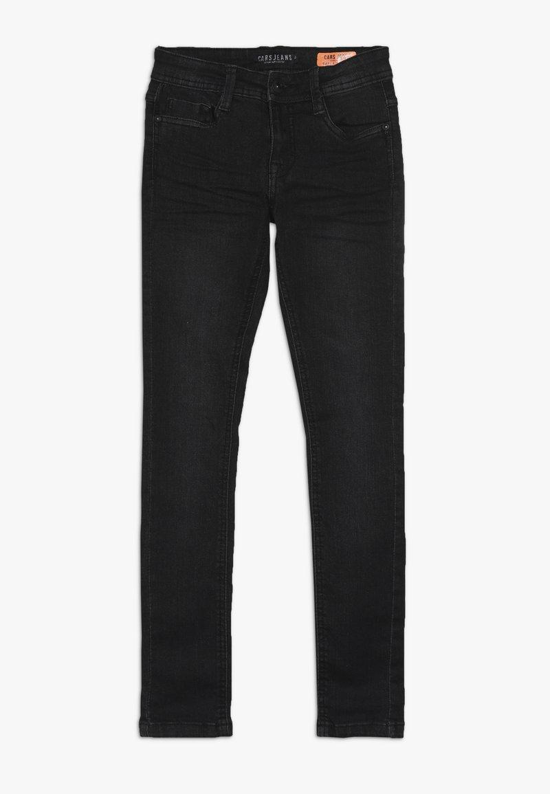 Cars Jeans - KIDS DAVIS - Jeans Skinny Fit - black used
