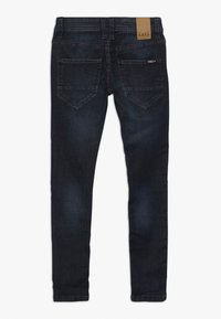 Cars Jeans - KIDS DAVIS - Jeans Skinny Fit - black blue - 1