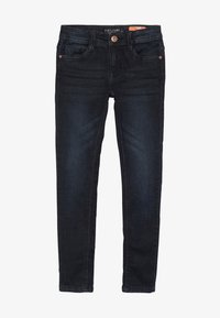 Cars Jeans - KIDS DAVIS - Jeans Skinny Fit - black blue - 3