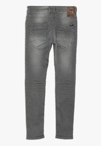 Cars Jeans - KIDS BURGO - Slim fit jeans - grey used - 1