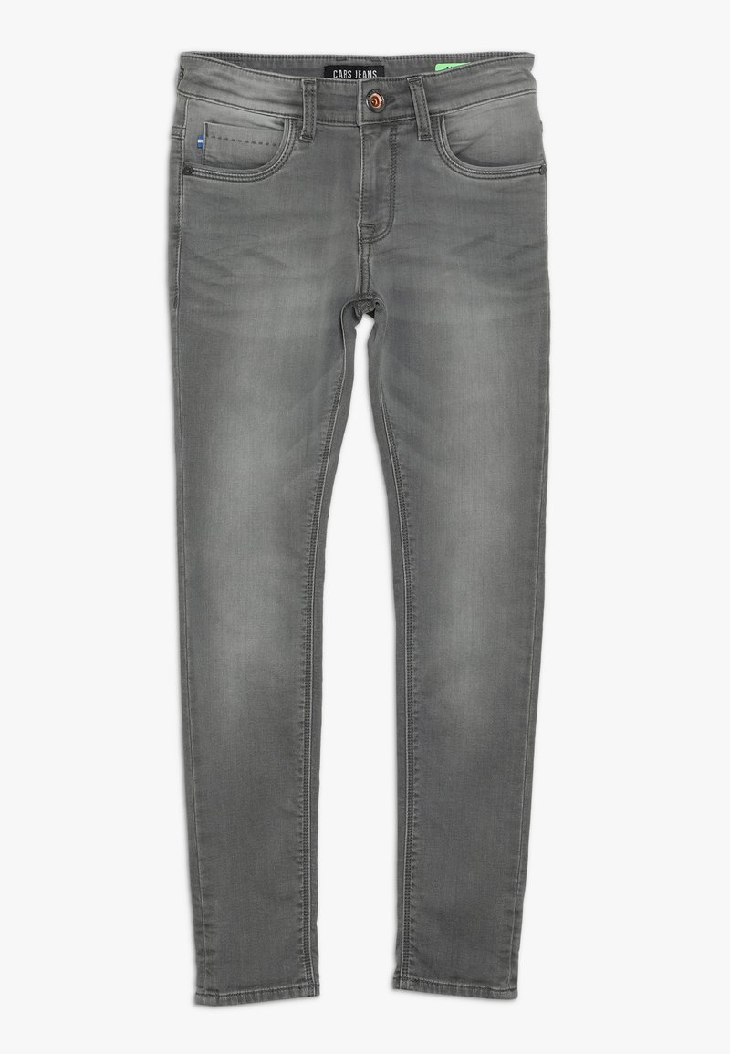 Cars Jeans - KIDS BURGO - Jeans Slim Fit - grey used