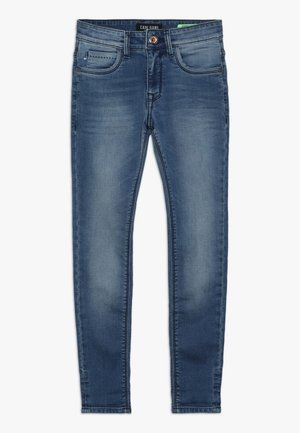 KIDS BURGO - Slim fit jeans - blue denim