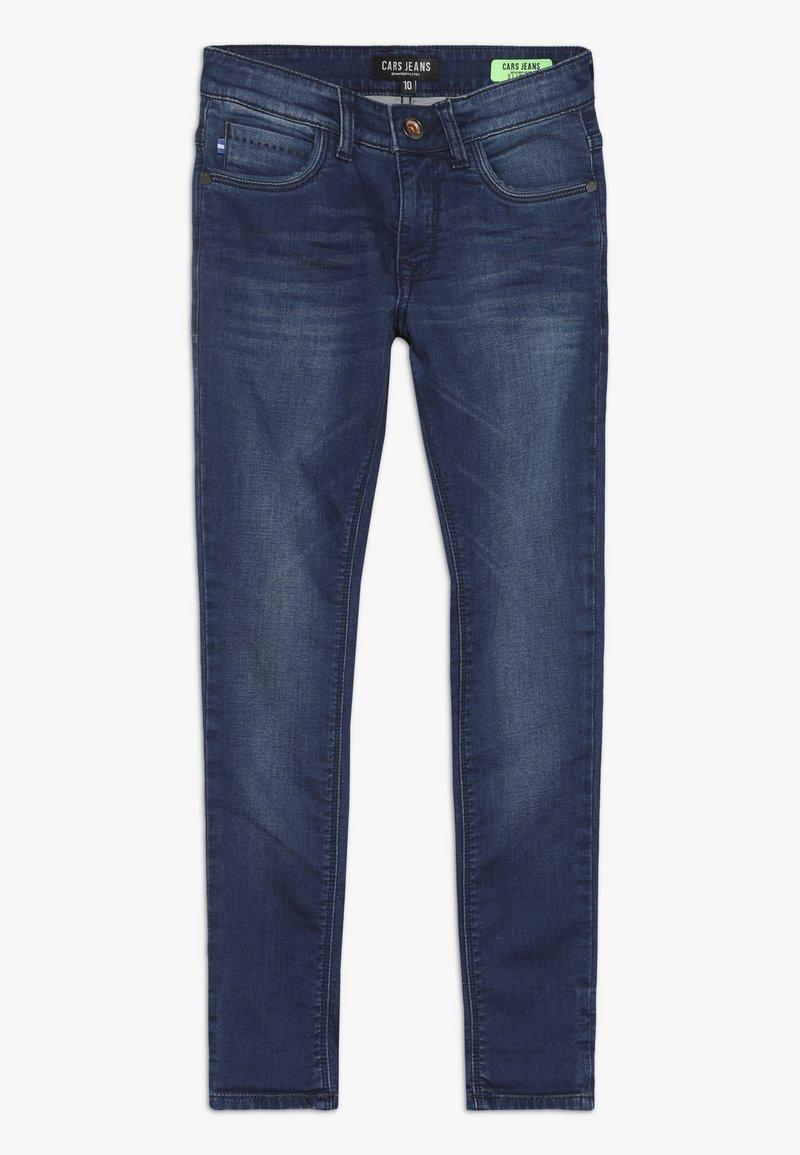 Cars Jeans - KIDS BURGO - Jeans Slim Fit - dark used