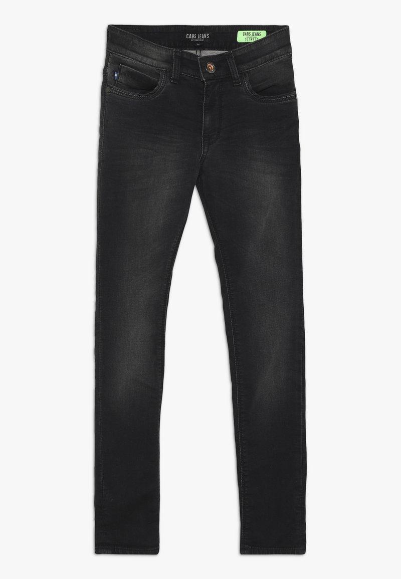 Cars Jeans - KIDS BURGO - Jeans Slim Fit - black used