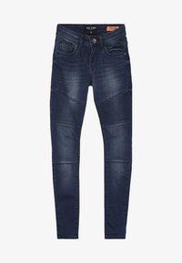 Cars Jeans - KIDS FERROL - Slim fit jeans - dark used - 2