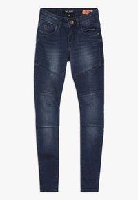 Cars Jeans - KIDS FERROL - Slim fit jeans - dark used - 0