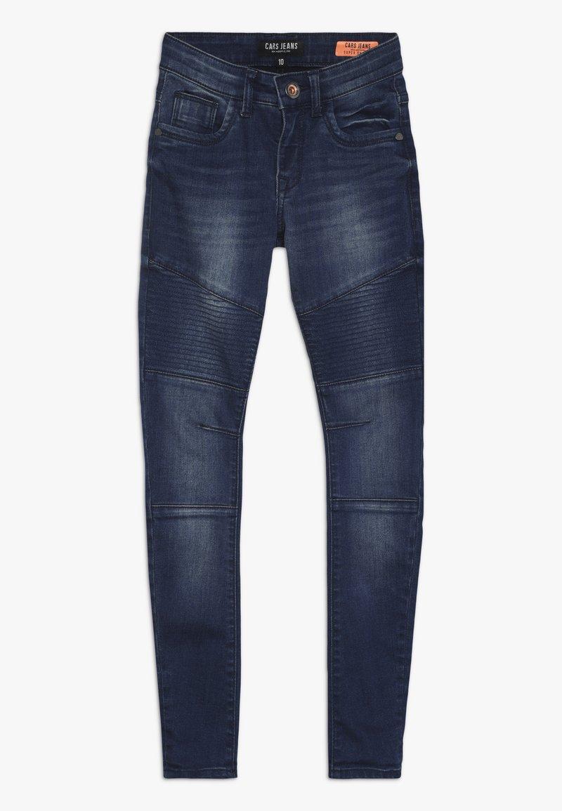 Cars Jeans - KIDS FERROL - Slim fit jeans - dark used