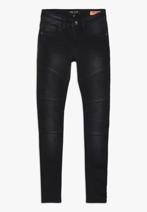 KIDS FERROL - Slim fit jeans - black used
