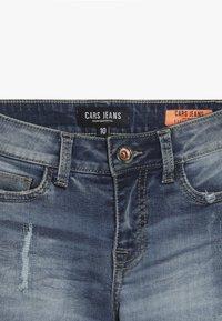 Cars Jeans - KIDS BONAR - Slim fit jeans - blue denim - 3