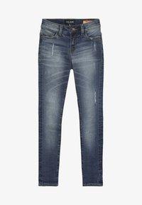 Cars Jeans - KIDS BONAR - Slim fit jeans - blue denim - 2