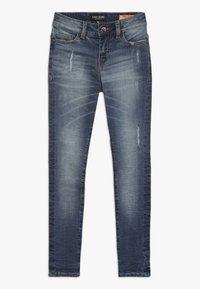 Cars Jeans - KIDS BONAR - Slim fit jeans - blue denim - 0