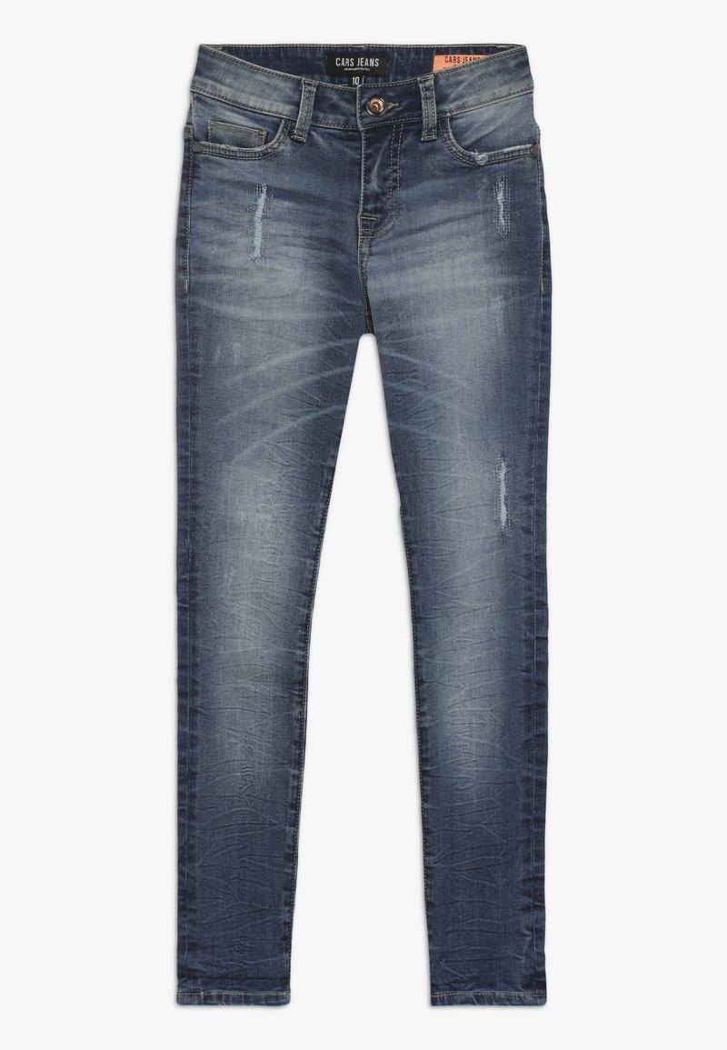 Cars Jeans - KIDS BONAR - Slim fit jeans - blue denim