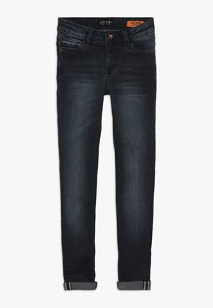KIDS DIEGO - Slim fit jeans - blue black