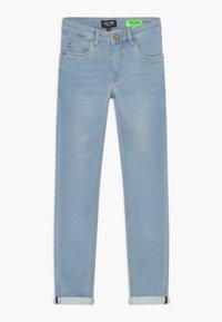 Cars Jeans - KIDS ABURGO - Slim fit jeans - light-blue denim - 0