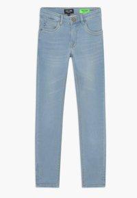 Cars Jeans - KIDS ABURGO - Slim fit jeans - light-blue denim - 1