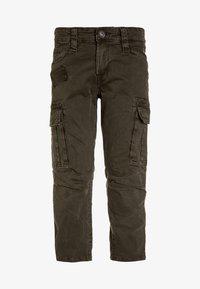 Cars Jeans - KIDS CONWAY - Cargobroek - army - 0