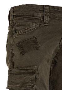 Cars Jeans - KIDS CONWAY - Cargobroek - army - 2