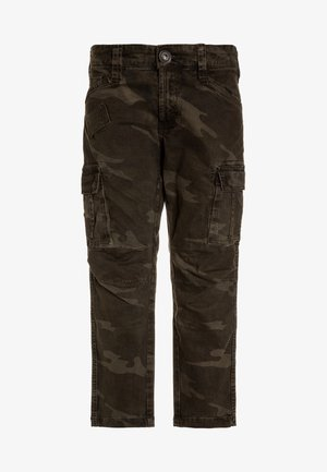 KIDS CONWAY - Cargobyxor - olive