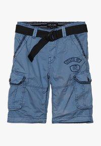 Cars Jeans - GRASCIO - Cargobroek - grey blue - 0