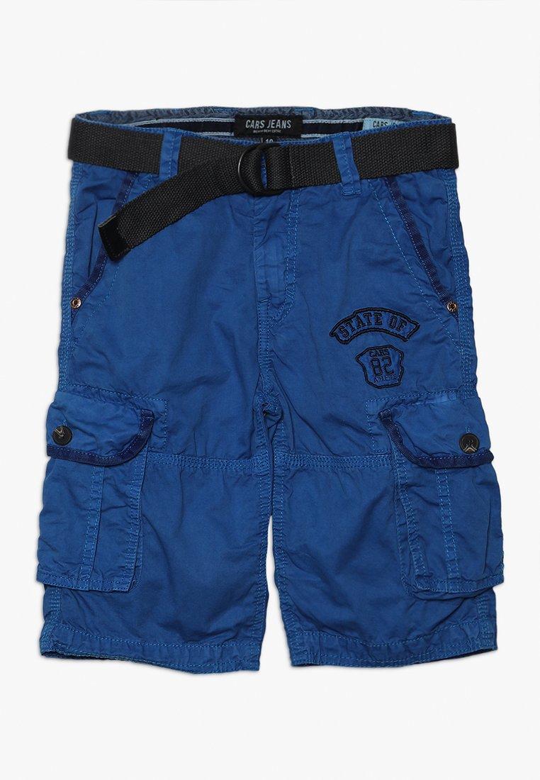 Cars Jeans - GRASCIO - Cargo trousers - kobalt