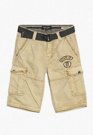 GRASCIO - Cargo trousers - khaki