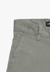 Cars Jeans - KIDS TINO - Kraťasy - light olive - 4