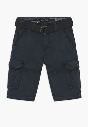 KIDS DURRAS - Cargo trousers - navy
