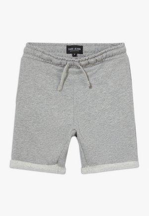 BRODI - Træningsbukser - grey melee