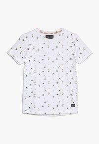 Cars Jeans - BRONTE - Print T-shirt - white - 0