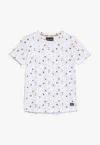 Cars Jeans - BRONTE - Print T-shirt - white - 3