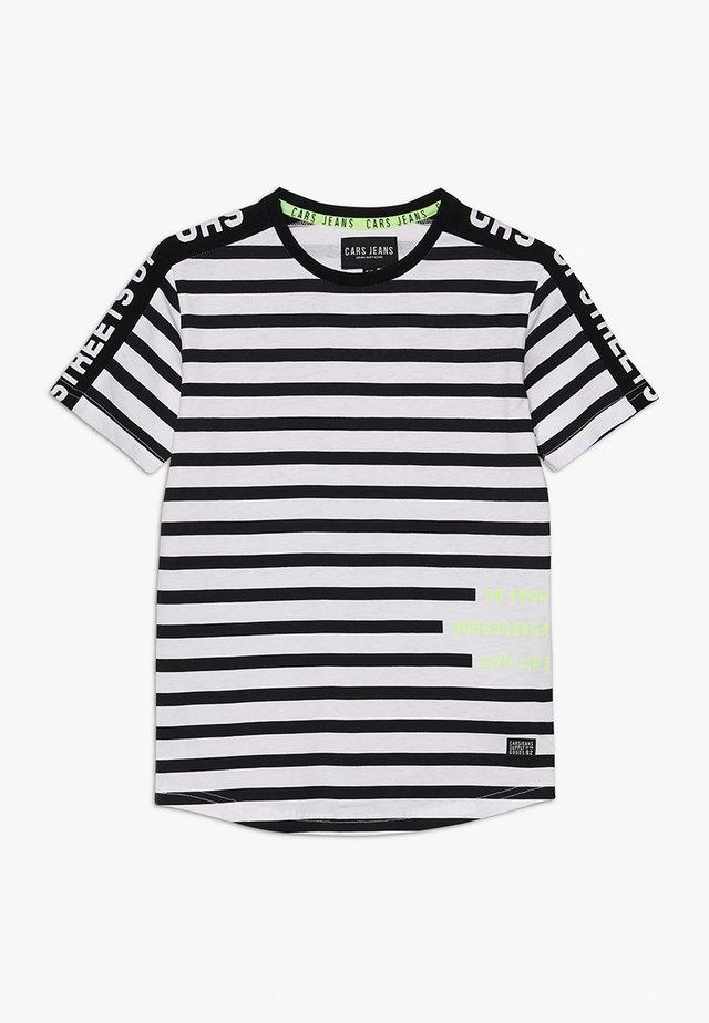 TUSA - T-Shirt print - white