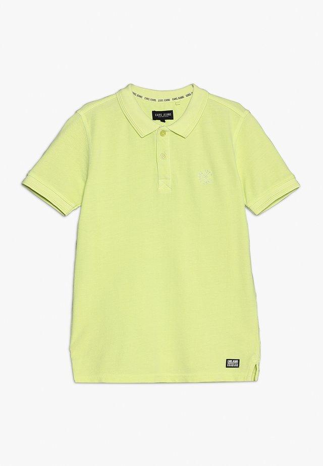 KIDS MASON - Poloshirt - yellow